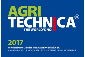 Agritechnica 2017 - Hall 12 C40