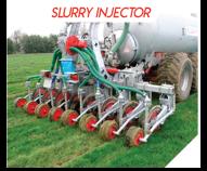 Slurry Injector