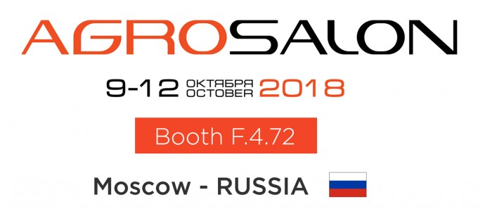 Agrosalon – Moscow (Russie) ; 9-12 oct. 2018